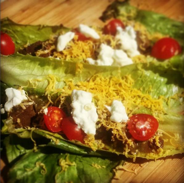 Lettuce Shell Tacos